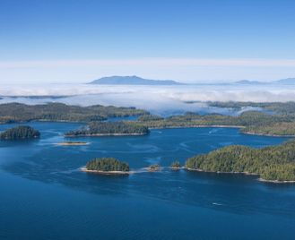British Columbia: Haida Gwaii by Yacht