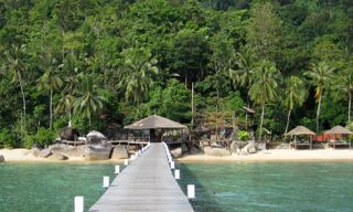 Jungles & beaches of Malaysia and Borneo
