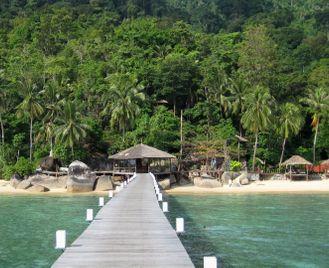 Jungles & beaches of Malaysia and Borneo