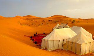 Erg Chebbi desert circuit