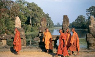 Cambodia's cities & the southern coast