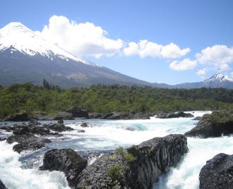 Self-drive through Chile and Argentina
