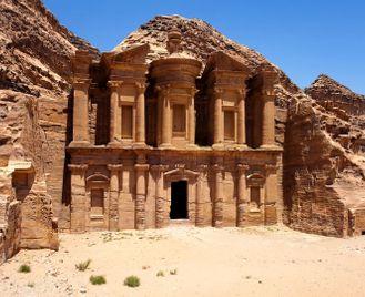 Jordan & Egypt Combined