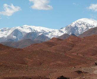 Marrakesh & the High Atlas Mountains