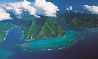Lagoon Highlights of French Polynesia