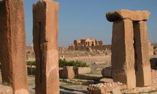 Roman heritage in Tunisia