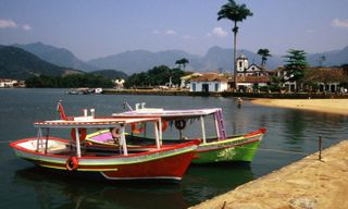 Rio, Paraty, and Ilha Grande The Marvelous City and Beach