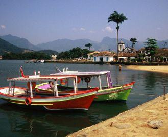 Rio, Paraty, and Ilha Grande The Marvelous City and Beach