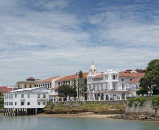 Panama City, the Canal & beach