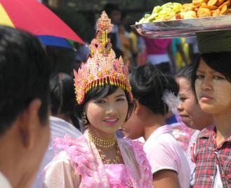 Grand tour of Myanmar (Burma)