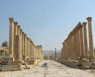 Grand tour of Jordan