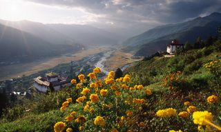 Central Bhutan
