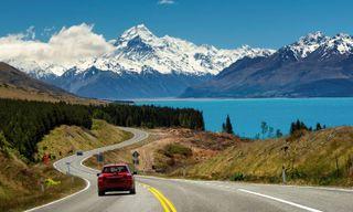 Classic New Zealand self-drive