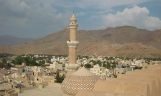 Grand tour of Oman