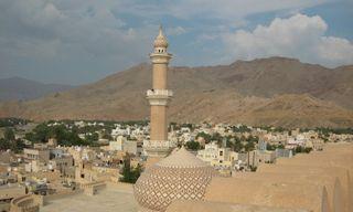 Grand tour of Oman