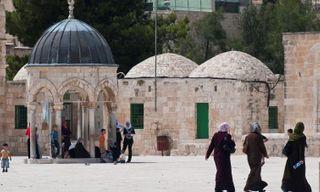 Jordan & Jerusalem tour