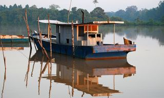 Borneo's Rivers, Mountains and Beaches