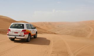 Oman self-drive tour