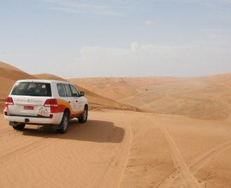 Oman self-drive tour