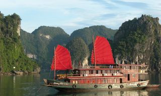 Luxury tour of Vietnam