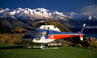 Luxury New Zealand self-drive
