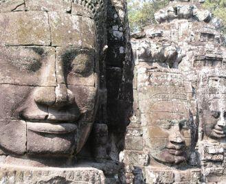 Grand tour of Cambodia