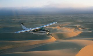 Luxury Namibia flying safari