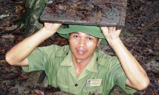 Veteran tour of Vietnam