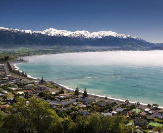 New Zealand's South Island self-drive