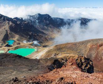 New Zealand's North Island self-drive