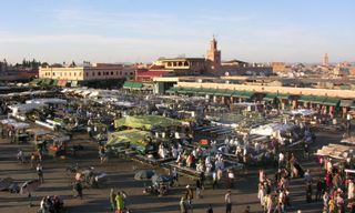 Full tour of Morocco