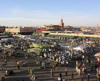 Full tour of Morocco