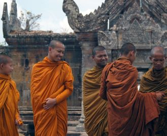 Cambodia's forgotten temples