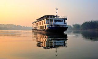 Cruising in West Bengal