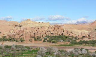 Marrakesh, Mountains & Desert