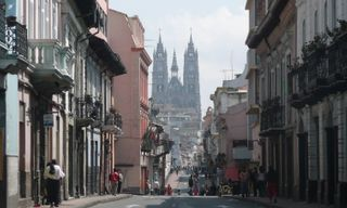 Ecuadorian Mainland Uncovered