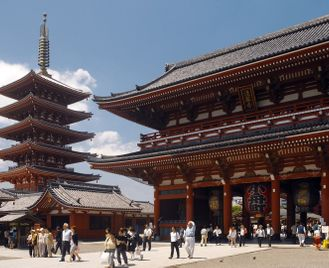 A privately guided tour of Tokyo, Kyoto & Hakone