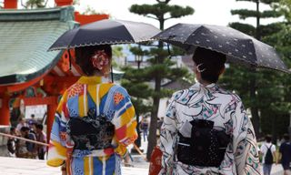 Deluxe grand tour of Japan