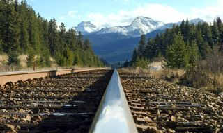 Wonders of Western Canada by train