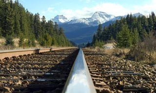 Wonders of Western Canada by train