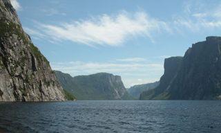 Newfoundland Circumnavigation Cruise