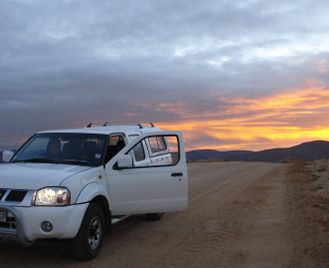 Cape Town to Windhoek: West Coast self-drive