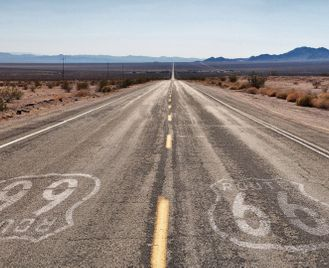 Highlights of Route 66 Self-Drive