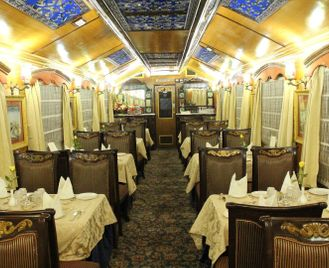 Luxury Rail: travel through Rajasthan on the Palace on Wheels