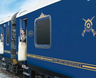 Luxury Rail: discover central India on the Deccan Odyssey