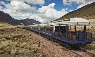 Luxury Peru by Rail: Cuzco, Machu Picchu, and Lake Titicaca