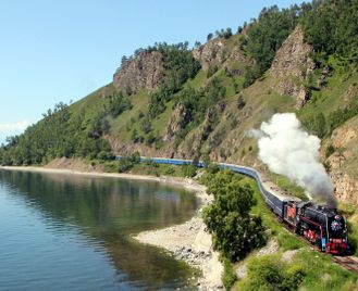 Luxury Rail: A journey across Russia with the Golden Eagle