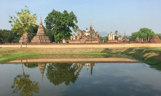 Thailand and remote Myanmar