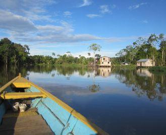Machu Picchu and the Amazon Rainforest