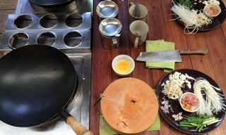 Culinary tour of Thailand